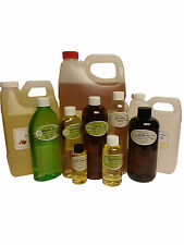 ORGANIC CARRIER OILS PURE  COLD PRESSED 22 OILS  2 OZ 4 OZ 8 OZ -UP TO 1 GALLON