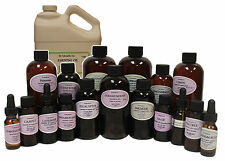 PURE VETIVER ORGANIC ESSENTIAL OIL AROMATHERAPY FROM 0.6 OZ UP TO 32 OZ
