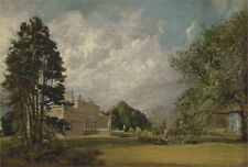 Photo Print Reproduction Malvern Hall Warwickshire John Constable Other Si