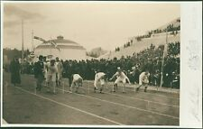 Photo Print Reproduction Olympic Games 1896 Preparation For 100 Meter Race