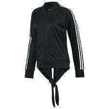 Adidas Originals Jeremy Scott ObyO Tie Tails Track Top Slit Small S Black Rare