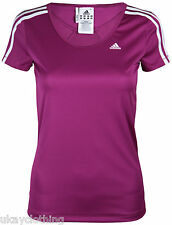 Adidas Shirt Short Sleeve Different Size Tennis Women Climacool