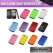Mobile Phone Perforated Shield Back Cover Case For HTC Desire S