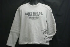 BATES LEATHERS JERZEY GREY AND BLACK (BUY ONE GET ONE FREE)