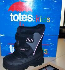 """Girls Totes  WINTER SNOW BOOTS """"BUNNY PINK"""" MSRP$39.99 MULTIPLE SIZES NEW IN BOX"""