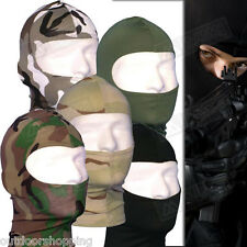 SOFT MATERIAL BALACLAVA/EXTENDED NECK - Water Resistant Warm, One Size Fits Most