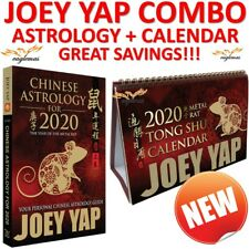 Chinese Astrology, Fate, Luck, Almanac, Zodiac Animals, Joey Yap,Mastery Academy
