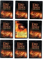 Lord of the Rings LOTR CCG TCG Realms Of The Elf Lords Rare cards 2/2