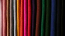 """Felt- Pack 8 Squares 5"""" by 8"""" / 100% Polyester/Thickness:2mm-3mm"""