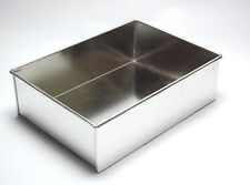 Single Rectangle Cake Tins In Various Sizes Birthday and Wedding