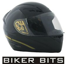 AGV K3 DIESEL Full-Jack Black Motorbike/Scooter Helmet sizes XS-S-M-L-XL