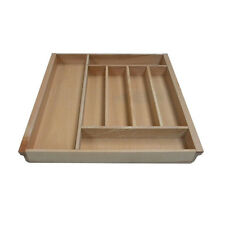 Kitchen Beech Cutlery Tray Drawer Insert  (Selection of Sizes available)
