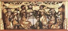 Photo Print High Altar of St George (detail) Master Paul Of Lcse- various