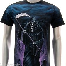 r7 Rock Eagle T-shirt SPECIAL Tattoo Skull Dead Horror Demon bmx Men Fashion Tee