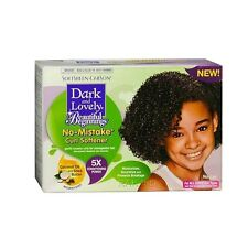 Dark & Lovely No Mistake No Lye Coconut Oil + Shea Smooth Relaxer/Curl Softener