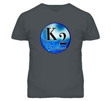 K2 Drug Standard Synthetic Marijuana Weed Pot Stoner T Shirt