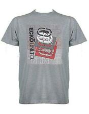 MENS ECKO UNLTD STACKER GRAPHIC LOGO PRINT CREW NECK TEE T SHIRT TOP - RRP£29.99