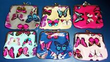 Butterfly Print Coin Purse-In The Anna Smith Design