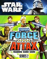 Star Wars Force Attax Series 2 : Base Cards  61 - 120
