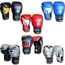SMAI Pro Boxing Gloves 16oz Competition Protection Equipment Muay Thai