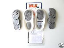 Walkfit Platinum Orthotic Shoe Insoles C,D,E,F,G,Relieve Pain Arch Support NEW!