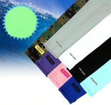 New UV-protector cool arm sleeve warmer sports guard 2pairs.