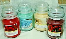 "1- 18 oz Container Jar Candle~Scented~U Choose Scent~USA Made~3-3/4""D x 6-3/4""T"