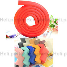 2 meter/2m Edge+4 Corner Table/Desk Cushion Guard Protector Softener Baby Safety