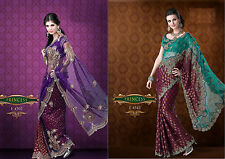 Indian Pakistani Princess Bollywood Wedding Bridal Designer Sarees Party Wear