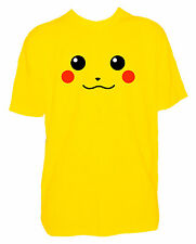 Pikachu Pokemon Tshirt Nintendo Inspired T Shirt Mens Shirt New Top Awesome Tee