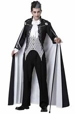 Royal Vampire Dracula Adult Halloween Costume