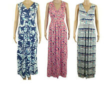 Linea House Of Fraser Printed Maxi Dress Summer Beach RRP £89 Sizes 8 10 12 14