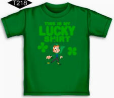 "Brand New  KIDS "" Lucky Charms"" T-Shirt, S - M - L..Factory Sealed"