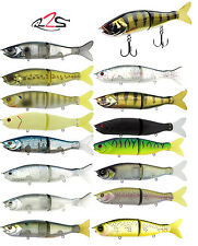 "RIVER2SEA S-WAVER 120S SWIMBAIT 4 3/4"" various colors"