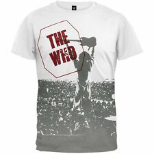 THE WHO - LIVE AT LEEDS - OFFICIAL MENS T SHIRT