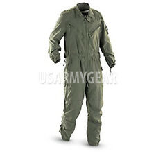 Made in US Army Military OD green CVC Combat Vehicle Coverall Nomex Aramid USGI