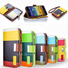 Mobilephone Protector Case Fits For Samsung S4 i9500 Holster Cover Multifunction