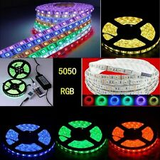 Waterproof Or Non 1M/5M DC 12V 3528/5050 SMD LED Flexible Strip 60-Leds/M