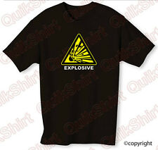 Explosive Fireworks T-Shirt Fourth Of July Firework 4th M80 Pyro