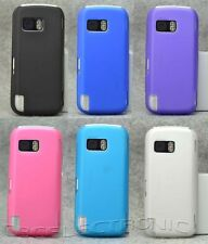 1x New 7colors TPU Matte Gel skin case cover for Nokia 5800 5800XM