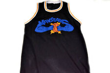 CUSTOM NAME & NUMBER MONSTARS TUNE SQUAD SPACE JAM JERSEY NEW BLACK - ANY SIZE