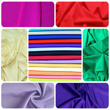 "Top Quality 60"" Lycra Dance Wear Fabric Material £8.45 Metre Free UK Post"