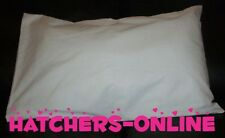 Cot Bed Pillow + Cover/Case 60x40cm Baby Toddler Junior