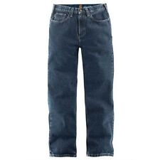 Carhartt 100603 Mens Relaxed Fit Tipton Jean Jeans Classic Wash