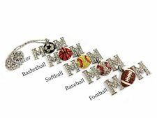 Sports Mom Necklace