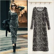 Hot Sale! New SexyLeopard Casual Evening Party Dress-GPD for Size UK 6/8/10