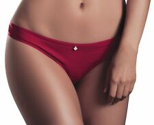 Laura High Quality Red Sexy Cheeky Thong #SL103055 Made in Colombia