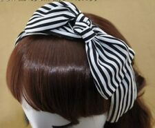 Lovely Girl's Sweet Cute Big Bow Wide Ribbon Headband Hair Band Best 4 Party