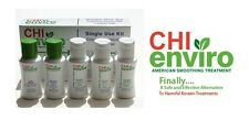 Chi  Enviro Smoothing Treatment Kits:  Three Hair types Available Brand New