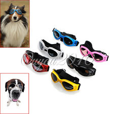 Pet Dog Goggles UV Sunglasses Sun Glasses Fashion Eye Wear Protection 6Color new